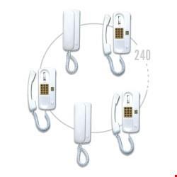 گوشی صوتی ارتباط داخلی/ گوشی فرعی DF